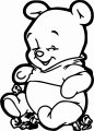 Winnie The Pooh Coloring Page 013