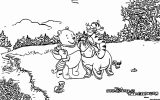 Winnie The Pooh Coloring Page 014