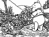Winnie The Pooh Coloring Page 032