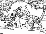 Winnie The Pooh Coloring Page 047