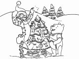 Winnie The Pooh Coloring Page 070