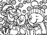 Winnie The Pooh Coloring Page 109
