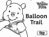 Winnie The Pooh Coloring Page 111