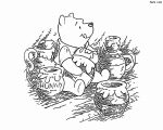 Winnie The Pooh Coloring Page 115