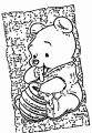 Winnie The Pooh Coloring Page 130