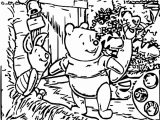 Winnie The Pooh Coloring Page 146