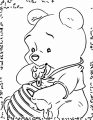 Winnie The Pooh Coloring Page 158