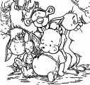 Winnie The Pooh Coloring Page 163