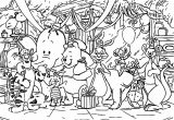 Winnie The Pooh Coloring Page 186