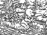 Winnie The Pooh Coloring Page 199