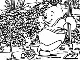Winnie The Pooh Coloring Page 205