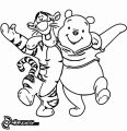 Winnie The Pooh Coloring Page 209