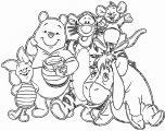 Winnie The Pooh Coloring Page 218