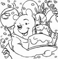 Winnie The Pooh Coloring Page 224