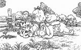 Winnie The Pooh Coloring Page 232