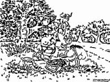 Winnie The Pooh Coloring Page 233