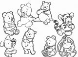 Winnie The Pooh Coloring Page 234