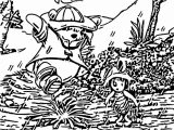 Winnie The Pooh Coloring Page 244