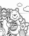 Winnie The Pooh Coloring Page 246