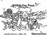 Winnie The Pooh Coloring Page 269