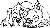 dog coloring page 212