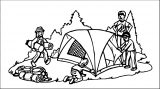 tent coloring page (3)