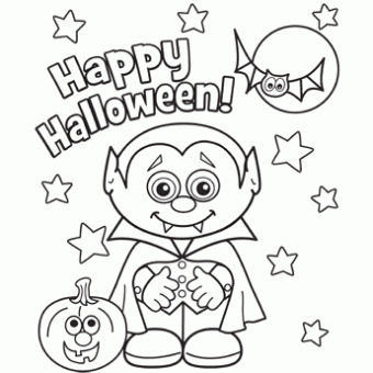 vampire coloring pages 97