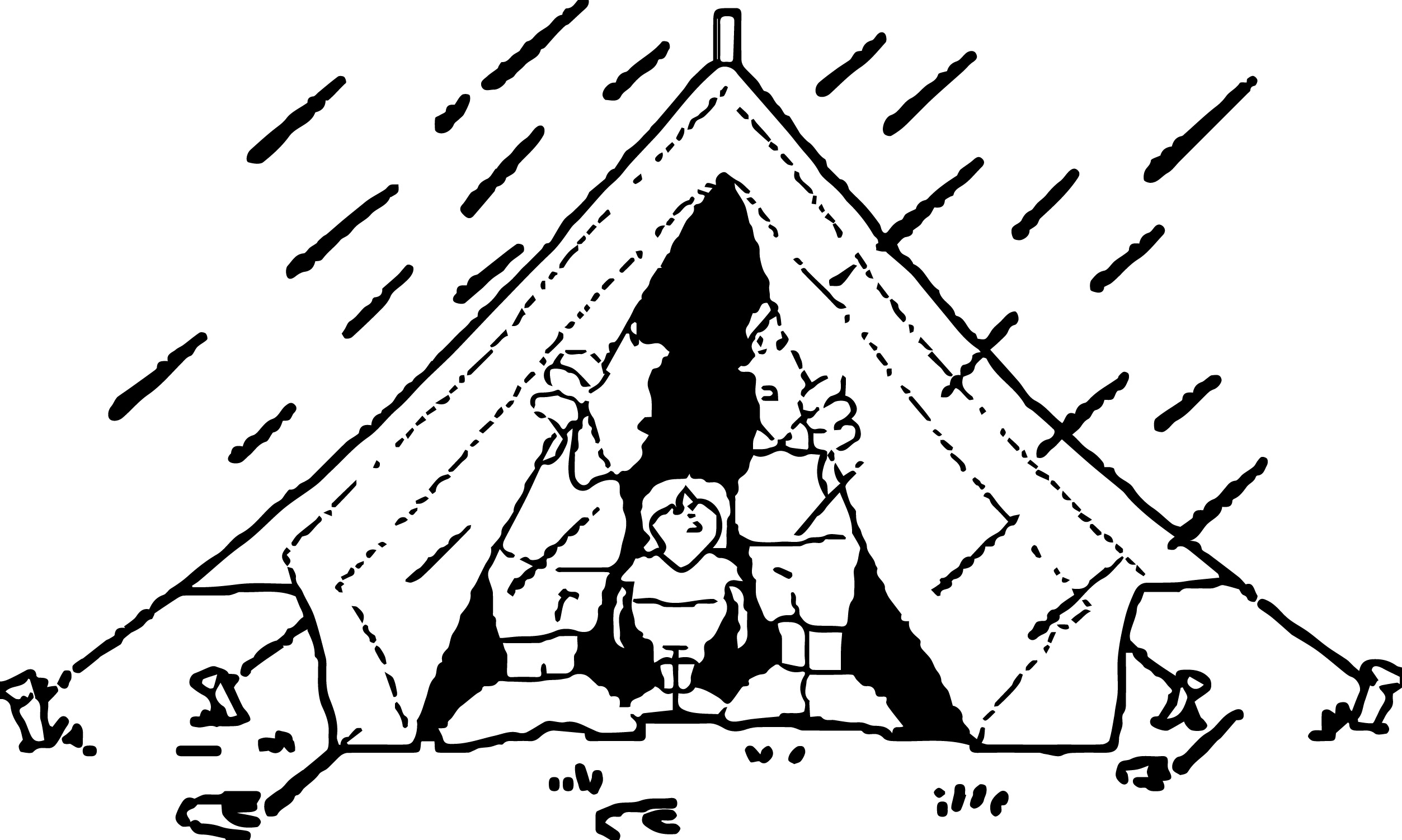 wet_camp coloring page